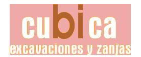 logotipo de OBRAS Y PROYECTOS CUBICA SL