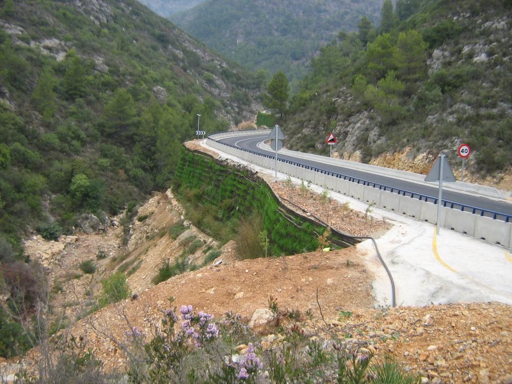 Carretera Gandía
